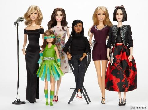 Barbie Shero line
