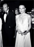 date and Diane von Furstenberg (Photo by Ron Galella/WireImage)
