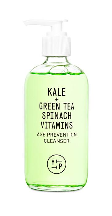 Youth to the People, Kale + Green Tea Spinach Vitamins Age prevention Cleanser $36