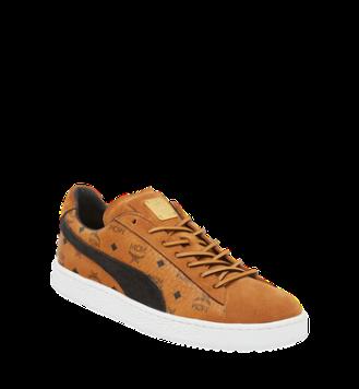 Puma x MCM Suede Classic Sneakers $340