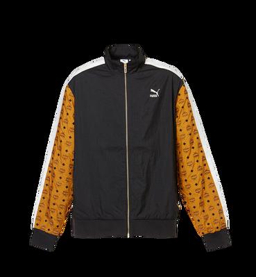 Puma x MCM Suede Classic Track Jacket $300
