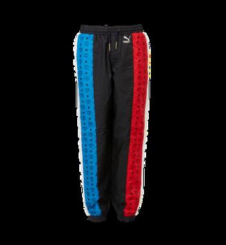 Puma x MCM Suede Classic Track Pants $250