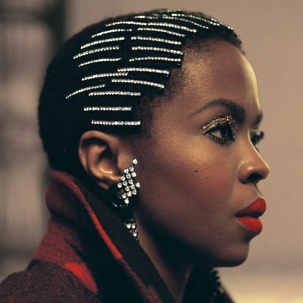 Lauryn Hill for woolrich